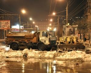 На востоке Москвы прорвало канализацию