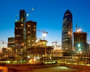 В 2015 году Москве и области объемы строительства будут сокращены
