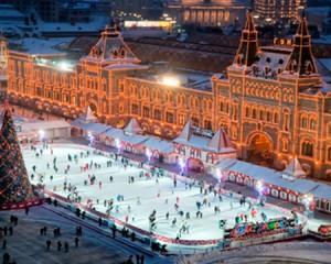 Сезон зимних развлечений в столице открыт