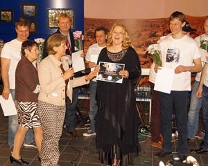 Основатель группы «spAce» Дидье Маруани поприветствовал участников первого фестиваля космической музыки
