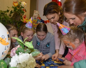 Самые лучшие мероприятия Библионочи для детей: «Библиосумерки-2015»