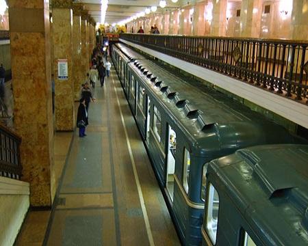 камера наблюдения в вагоне метро угол обзора