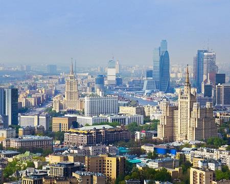 Антициклон несет в Москву потепление