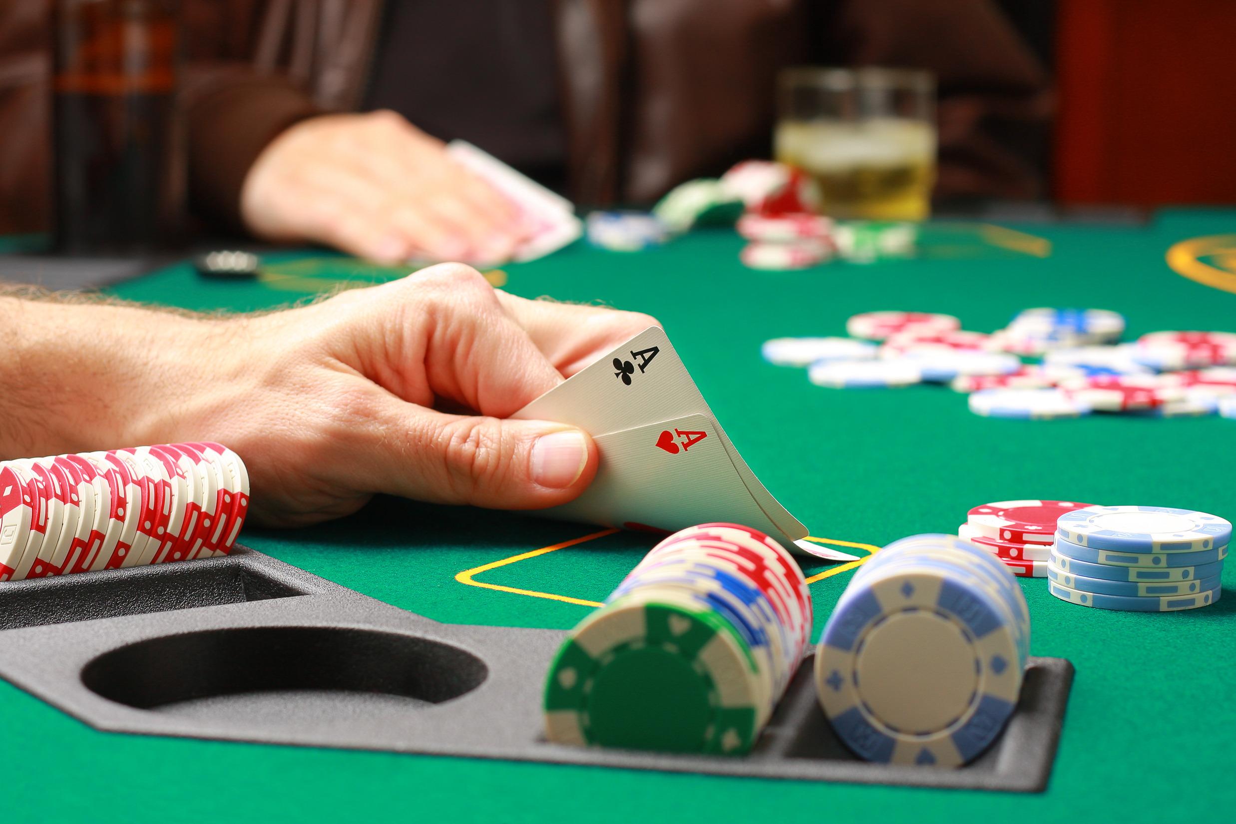 В Москве обнаружили сеть нелегальных игорных казино