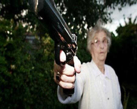 Столичная пенсионерка убила собственного сына