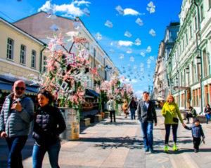 Погрузиться в быт допетровской Москвы, попробовать свои силы в ратном деле и отведать яств, приготовленных по древнерусским рецептам москвичи смогут на 33 площадках фестиваля «Наш продукт»