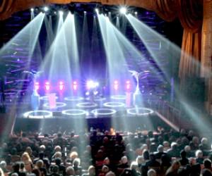 Представления на сцене театра «Московская оперетта» в Москве