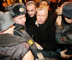 На Триумфальной площади задержаны 60 активистов «Стратегии-31»