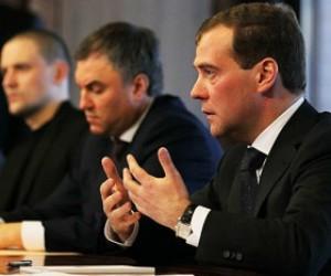 В Москве пройдёт очередная встреча Президента РФ с оппозиционерами