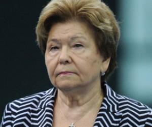 Наину Ельцину поздравил мэр Москвы
