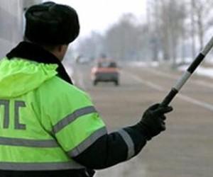 В Москве задержан пьяный полицейский за рулем чужой машины