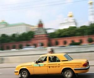 Ограничения для столичных таксистов