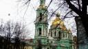 Сотрудник таможни устроил стриптиз в Елоховском соборе
