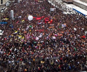 Маршируйте в другом месте — Москва большая
