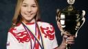 «Принцесса Штанги» — 12-и летняя Марьяна Наумова, осилила 85 кг