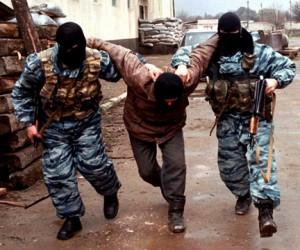 Пойманы вымогатели, державшие неделю московского бизнесмена в поясе смертника