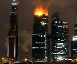 За сутки в Москве произошло два крупных пожара. Есть погибшие