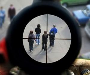В Москве, средь бела дня, стреляют по людям