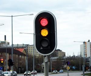Московское движение будут регулировать «умные» светофоры