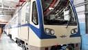 Московское метро запускает вагоны нового поколения