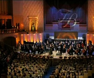 В Москве пройдёт благотворительный Пасхальный концерт