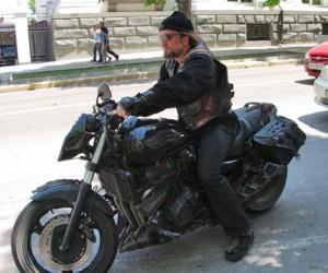 На Воробьёвых горах появятся первые светофоры и знаки для байкеров