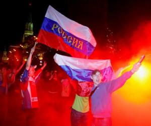 В связи с чествованием хоккейной сборной РФ в центре Москвы ограничат движение