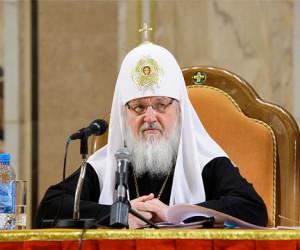 Патриарх Кирилл приобщился к сети Facebook