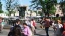 На Кудринской, на глазах полиции, молодой человек пытался вскрыть себе вены