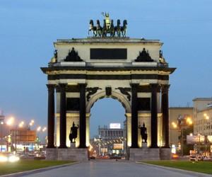 На Триумфальной арке в столице появится смотровая площадка