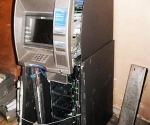 В Москве грабители раскурочили банкомат и унесли 1,7 млн рублей