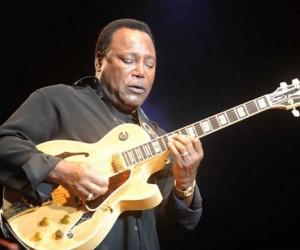 Джордж Бенсон представит в столице альбом «Guitar Man»