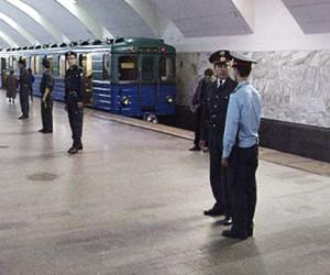 В столичном метро произошёл очередной суицид