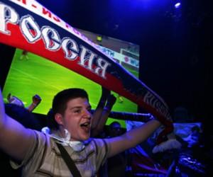 В Москве открываются фан-зоны Евро-2012