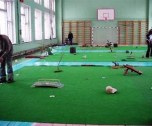 Школьники подмосковного Красногорска на уроках физкультуры будут играть в гольф