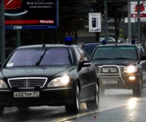 ГИБДД устроила облаву на столичные ведомственные автомобили