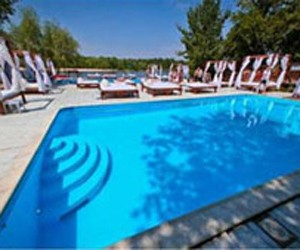 В Сокольниках заработает новая зона отдыха с бассейнами