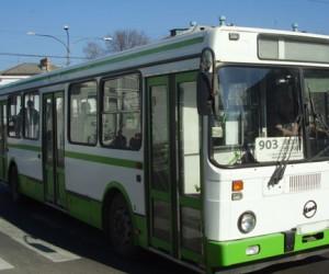 В Москве злоумышленники продолжают обстрел автобусов из пневматики