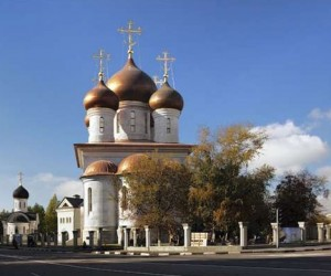 В Москве неизвестные на четверть миллиона ограбили Храм Сергия Радонежского