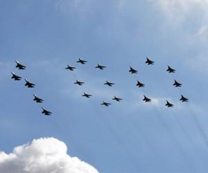 В первый день, авиашоу в Жуковском посетило более 30 тыс. человек