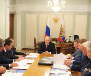 С.Шойгу добился от В.Путина компенсации за расширение Москвы