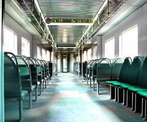 В пригородных поездах появится климат-контроль