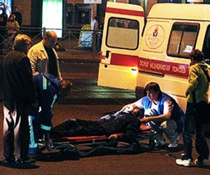 На проспекте Вернадского столкнулись пять автомобилей, погибли трое