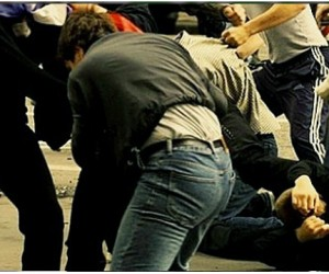 В Москве пятеро «русских» курсантов-феэсбешников ранены в драке