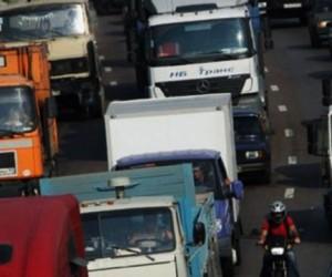 С 2013 г. МКАД закроют для грузовиков