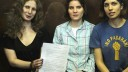 Москва возмущена участием Pussy Riot в премии Сахарова