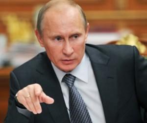 Путин призывает карать за пьяную езду