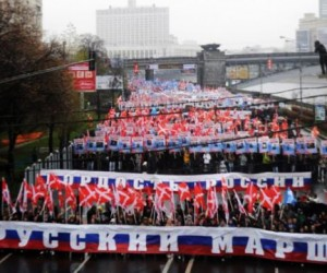 «Русский марш» националистов пройдет в центре столицы
