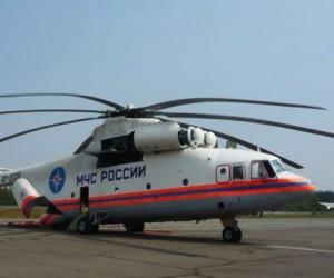 На МКАД собираются строить вертолётные площадки