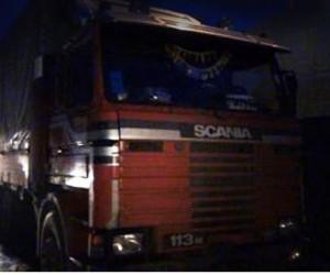 В Подмосковье водитель погиб под колесами своего же грузовика.